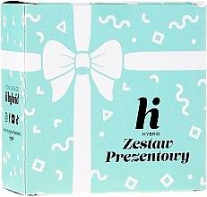 Düfte, Parfümerie und Kosmetik Nagelpflegeset - Hi Hybrid Hi Friend (Nagelüberlack 5 ml + Nagelunterlack 5 ml + Nagelöl 5 ml)