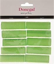 Düfte, Parfümerie und Kosmetik Klettwickler mit Schaumstoffbasis 20 mm 10 St. - Donegal Hair Curlers