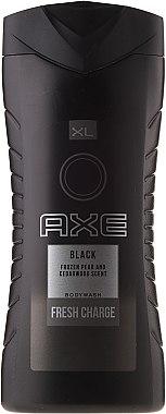 "Duschgel Black ""Fresh Charge"" - Axe Black Shower Gel — Bild N1"