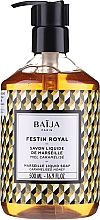 Düfte, Parfümerie und Kosmetik Marseiller Flüssigseife - Baija Festin Royal Marseille Liquid Soap