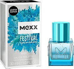 Düfte, Parfümerie und Kosmetik Mexx Festival Splashes Man - Eau de Toilette