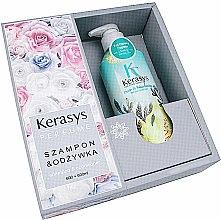 Düfte, Parfümerie und Kosmetik Haarpflegeset - KeraSys Pure & Charming (Shampoo 600ml + Haarspülung 600ml)
