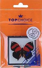 Düfte, Parfümerie und Kosmetik Kosmetischer Taschenspiegel Schmetterling 85420 rot - Top Choice