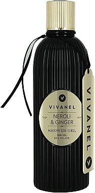 Duschgel - Vivian Gray Vivanel Neroli & Ginger Shower Gel — Bild N1