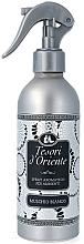 Düfte, Parfümerie und Kosmetik Raumerfrischer-Spray mit weißem Moschusduft - Tesori d`Oriente Muschio Bianco