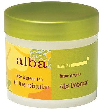 Feuchtigkeitsspendende Gesichtscreme mit Vitamin E und Jasmin - Alba Botanica Natural Hawaiian Moisture Cream Smoothing Jasmine & Vitamin E — Bild N1
