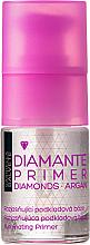 Düfte, Parfümerie und Kosmetik Primer mit Arganöl - Gabriella Salvete Diamante Primer
