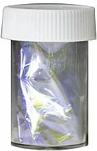 Düfte, Parfümerie und Kosmetik Nagelfolie mit Glaseffekt - Ronney Professional Transfer Glass Foil
