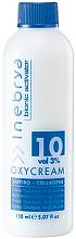 Düfte, Parfümerie und Kosmetik Creme-Oxydant Saphir-Kollagen 10, 3% - Inebrya Bionic Activator Oxycream 10 Vol 3%