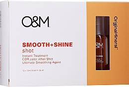 Düfte, Parfümerie und Kosmetik Glättende Haarbehandlung für mehr Glanz - Original & Mineral Smooth + Shine Instant Shot Treatment