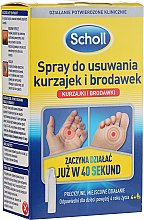 Düfte, Parfümerie und Kosmetik Warzenentferner Freeze - Scholl Dandruff and Warts Removing Spray