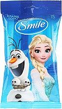 Düfte, Parfümerie und Kosmetik Feuchttücher Frozen Elsa & Olaf - Smile Ukraine Disney