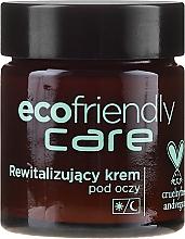 Düfte, Parfümerie und Kosmetik Revitalisierende Augenkonturcreme - Bandi Professional EcoFriendly Eye Cream