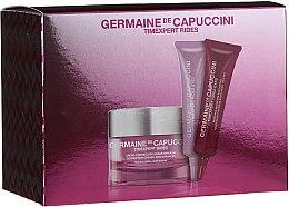 Gesichtspflegeset - Germaine de Capuccini Timexpert Rides (Gesichtscreme 50ml + Augencreme für Tag und Nacht 2x10ml) — Bild N1