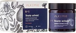 Düfte, Parfümerie und Kosmetik Gesichtspeeling mit Enzymen - Alkemie Beauty Activate Enzymatic Peeling
