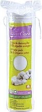 Düfte, Parfümerie und Kosmetik Bio-Baumwoll-Wattepads 80 St. - Silver Care Cotton Squares