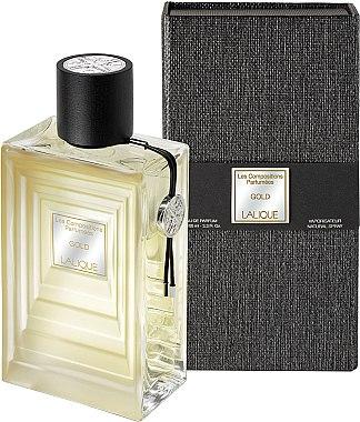Lalique Les Compositions Parfumees Gold - Eau de Parfum — Bild N1