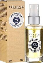 Düfte, Parfümerie und Kosmetik Gesichtsöl - L'occitane Oil Face Comfort