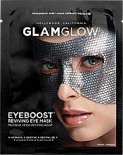 Düfte, Parfümerie und Kosmetik Revitalisierende Augen-Tuchmaske - Glamglow Eyeboost Reviving Eye Mask