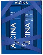 Düfte, Parfümerie und Kosmetik Haarpflegeset - Alcina Hair Care Set (Haarspülung 250ml + Haarspray 100ml)