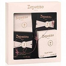 Düfte, Parfümerie und Kosmetik Repetto Repetto - Duftset (Eau de Parfum/2x5ml + Eau de Toilette/2x5ml)