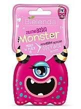 Düfte, Parfümerie und Kosmetik Nährende 3D-Tuchmaske - Bielenda Monster 3D Fase Nourishing Mask