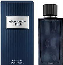 Düfte, Parfümerie und Kosmetik Abercrombie & Fitch First Instinct Blue - Eau de Toilette