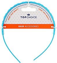 Düfte, Parfümerie und Kosmetik Kosmetischer Haarreif 27918 blau - Top Chice