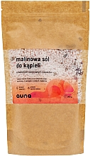 Düfte, Parfümerie und Kosmetik Badesalz Himbeere - Auna Raspberry Bath Salt