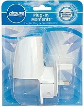 Düfte, Parfümerie und Kosmetik Elektrischer Aroma-Duffusor - Airpure Plug-In Moments Unit
