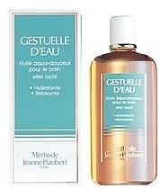 Badeöl - Methode Jeanne Piaubert Gestuelle d'Eau Aqua-Soft Bath Oil Milky Effect — Bild N2