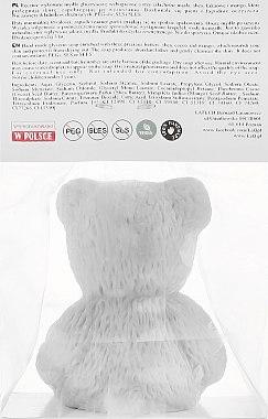Handgemachte Glycerinseife Teddybär mit Ananasduft - LaQ Happy Soaps Natural Soap — Bild N2
