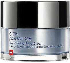 Düfte, Parfümerie und Kosmetik Feuchtigkeitsspendende Gesichtscreme für normale bis trockene Haut - Artemis of Switzerland Skin Aquatics Moisturising Face Cream