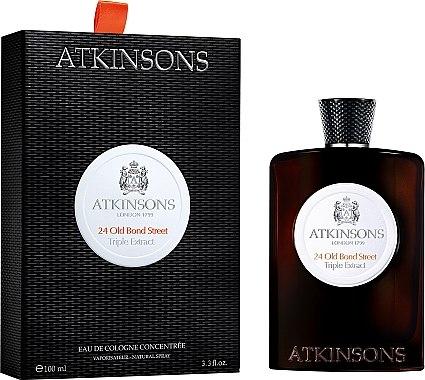 Atkinsons 24 Old Bond Street Triple Extract - Eau de Cologne — Bild N1