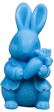 Handgemachte Glycerinseife Hase mit Fruchtduft - LaQ Happy Soaps Natural Soap  — Bild N1