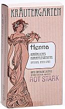 Düfte, Parfümerie und Kosmetik Hennapulver für intensiv rote Nuanacen - Styx Naturcosmetic Henna Rot Stark