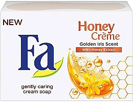 Düfte, Parfümerie und Kosmetik Honig Seife - Fa Honey Creme Golden Iris Cream Soap