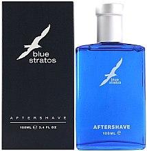 Düfte, Parfümerie und Kosmetik Parfums Bleu Blue Stratos - After Shave Lotion