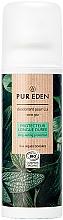 Düfte, Parfümerie und Kosmetik Deospray für Männer - Pur Eden Protection Deodorant