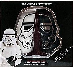 Düfte, Parfümerie und Kosmetik Set - Disney The Original Stormtrooper Star Wars Bath Set (shm&cond/150ml + sh/gel/150ml)