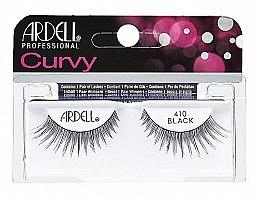 Düfte, Parfümerie und Kosmetik Künstliche Wimpern - Ardell Curvy Black 410