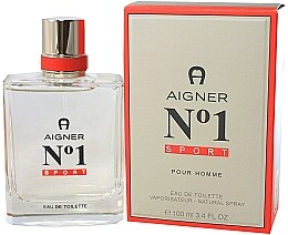 Düfte, Parfümerie und Kosmetik Aigner No 1 Sport - Eau de Toilette