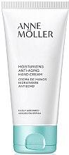 Düfte, Parfümerie und Kosmetik Feuchtigkeitsspendende Handcreme - Anne Moller Moisturizing Anti Aging Hand Cream