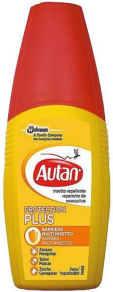 Schützendes Spray gegen Zecken, Mücken und Fliegen - SC Johnson Autan Care Mosquito Repellent Spray — Bild N1