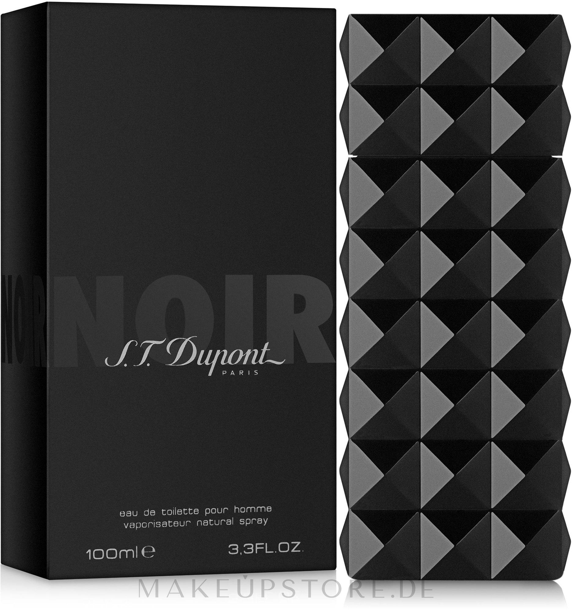 Dupont Noir Pour Homme - Eau de Toilette  — Bild 100 ml