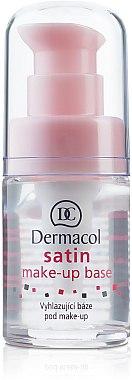 Hypoallergene Make-up Base - Dermacol Satin Base Make-Up — Bild N1