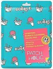 Düfte, Parfümerie und Kosmetik Schäumende Reinigungspads für das Gesicht mit Hyaluronsäure - Patch Holic Whipping Bubble Cleansing Facial Pad