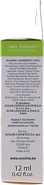 Konzentrierter Nagelhärter mit Quartz - Eveline Cosmetics Nail Therapy Professional Sensitive — Bild N3