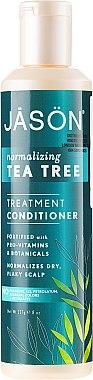 Normalisierende Haarspülung für trockene und schuppige Kopfhaut mit Teebaum- und Jojobaöl - Jason Conditioner Normalizing Tea Tree Conditioner — Bild N1