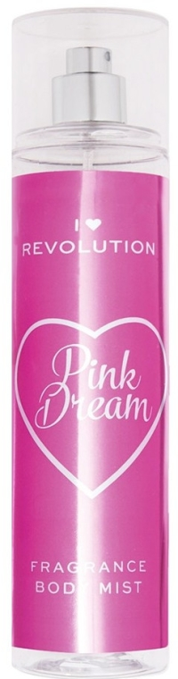 Parfümierter Körpernebel - I Heart Revolution Pink Dream Body Mist